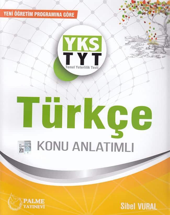 Palme Yayinlari – TYT Turkce Konu Anlatimli Kitabi